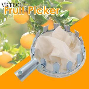 Image 2 - מתכת פירות פיקר מטע גינון אפל אפרסק גבוהה עץ לקטוף כלים פירות לוכד אספן גינון כלים