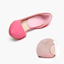 Fashion 1 Pair Soft Silicone Heel Cushion Protector Feet Care Shoe Pad Insole New Beauty & Health