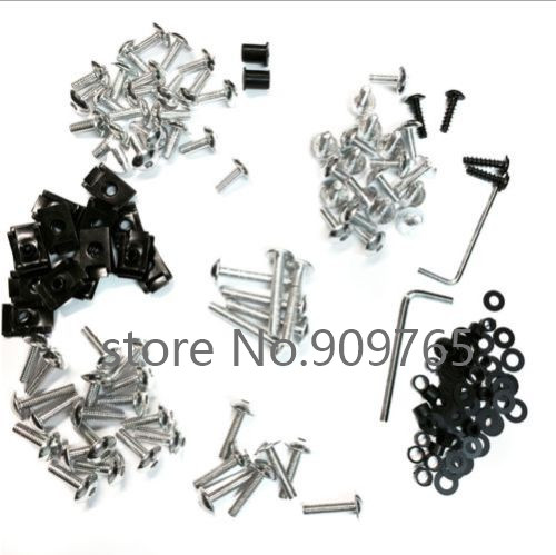 Motorcycle Fairing Bolts Screws Fasteners Kit For Yamaha YZF 1000 R1 600 R6