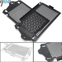 Stainless Steel Motorbike Motorcycles Radiator Grill Guard Cooler Cover for BMW R 1200 GS  ADV 2013 2014 2015 2016 13 14 15 16