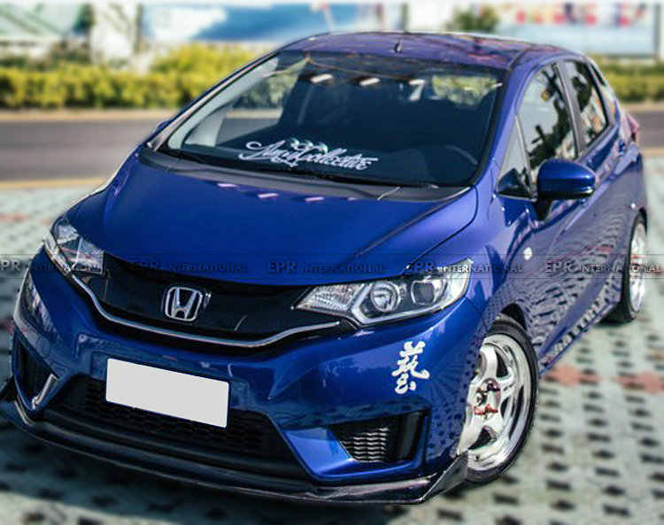 Detail Feedback Questions About Car Styling For Honda Jazz Fit Gk5