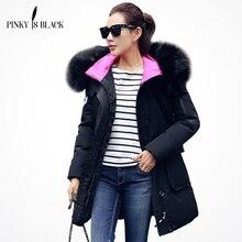 Winter jacket Women 2016 Snow Wear Down Cotton Padded Jacket Parka Hooded Coat Outwear Plus Size 2XL Winter Coat Women Clothing