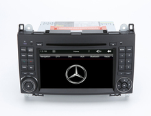 Car DVD Player GPS Navigation System Auto Radio  for Mercedes-Benz A Class W169, For Mercedes B Class W245, For Viano, For Vito