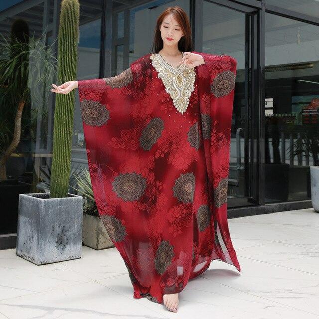 2019 Belly Dance Khaleegy Robe Woman Carnival Costume Belly Dance Dress Abaya Dubai For Women