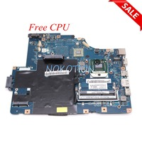 NOKOTION LA 5754P laptop Motherboard For Lenovo G565 Z565 Notebook PC System board Main board DDR3 11S69038329 free cpu