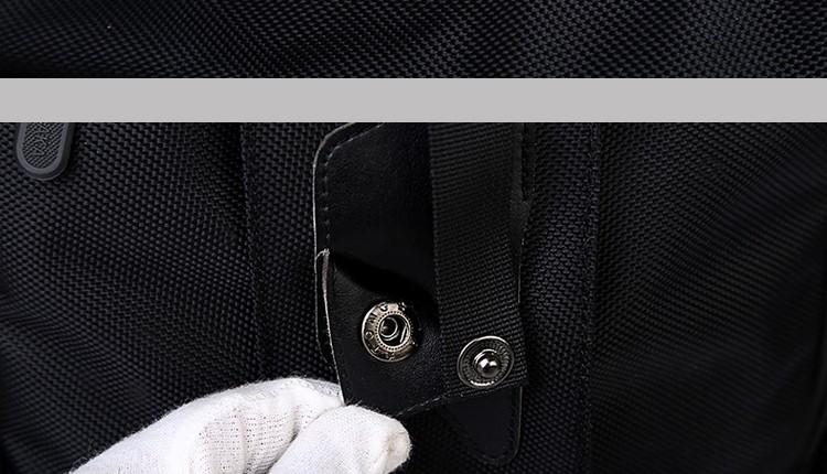 KAKA Men Backpack Travel Bag Large Capacity Versatile Utility Mountaineering Multifunctional Waterproof Backpack Luggage Bag 22