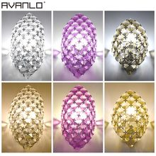 3 styles Modern Crystal Wall Light Bedroom Lighting Fixture AC85-260V G9 LED wall Lights Home Decoration Stainless Steel lamp(China)