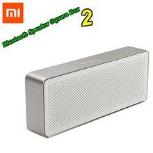 Original Xiaomi Mi Altavoz Bluetooth caja cuadrada 2 portátil estéreo Bluetooth 4,2 HD de alta definición de la calidad de sonido de música