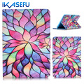 PU Leather Case for Apple iPad 5 9.7' Coque Funda Stand Cover for IPAD Air 1st 9.7 inch Wallet Print Shell for A1474 A1475 A1476