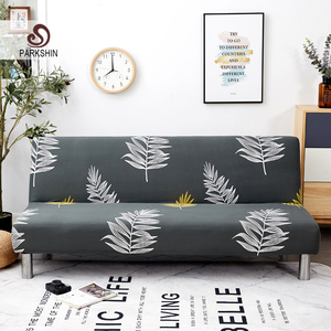 Image 1 - Parkshin Fashion Nordic All inclusive Folding Sofa Bed Cover Tight Wrap Sofa Couch Cover Without Armrest housse de canap cubre
