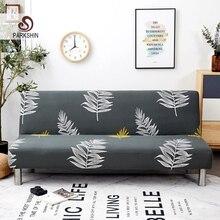 Parkshin moda nórdica todo incluido plegable sofá cama cubierta ajustada envoltura sofá cubierta sin reposabrazos