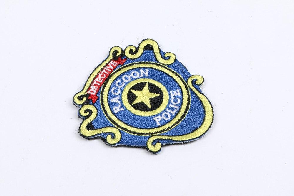 Bio Hazard Raccoon City Police Detective Embroidery Uniform Patch-36349