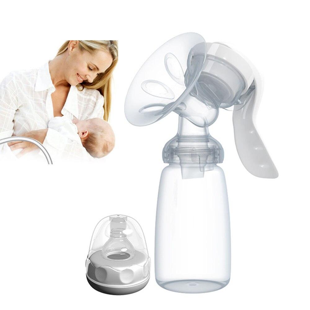 Nanobebe breast milk bottle