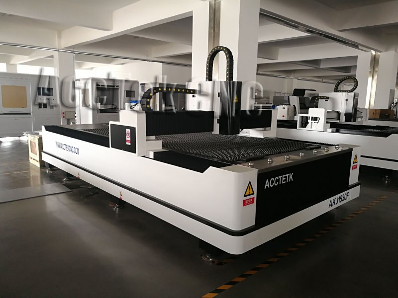 High Quality CNC Fiber Laser Cutting Machine For Metal And Steel Stainless And Carbon Steel