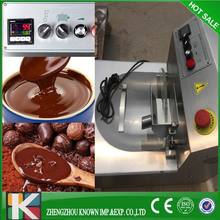 CE approved 8kg/hour Professional Chocolate Melting/Tempering/Moulding machine 220v