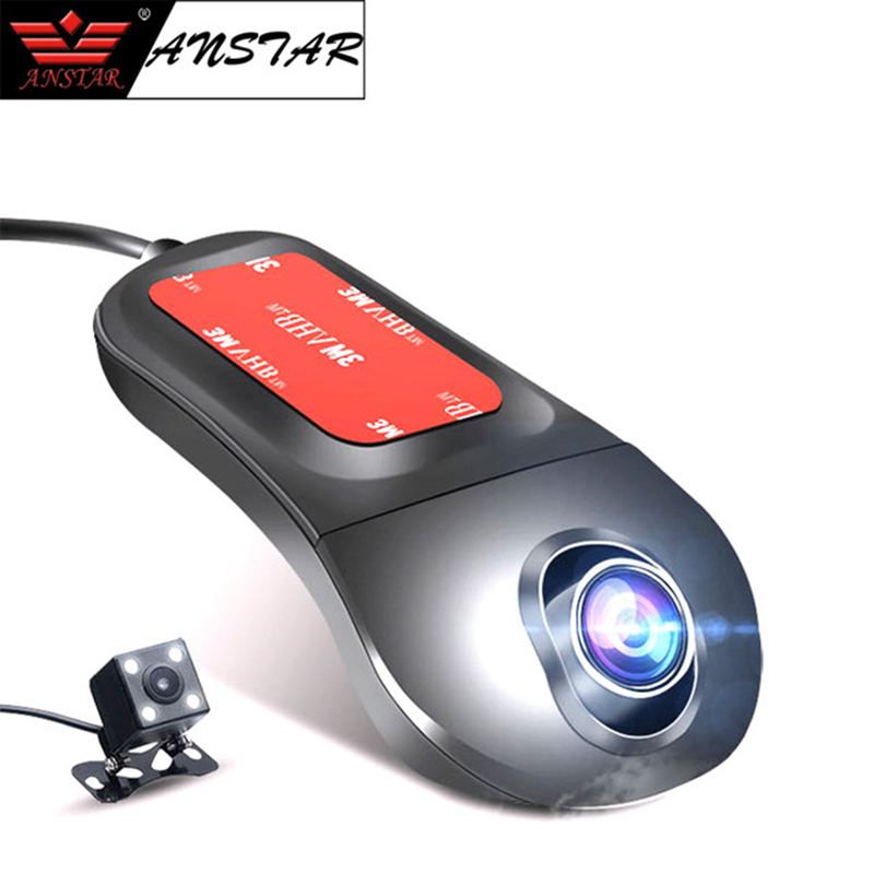 все цены на Anstar Car DVR dashcam Camera Digital Video Recorder Camcorder 1080P Night Vision Novatek 96655 IMX 322 WiFi Registrator