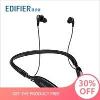 Edifier W360NB Bluetooth наушники Handsfree водонепроницаемые беспроводные наушники для бега Спортивная гарнитура с микрофоном для телефонов