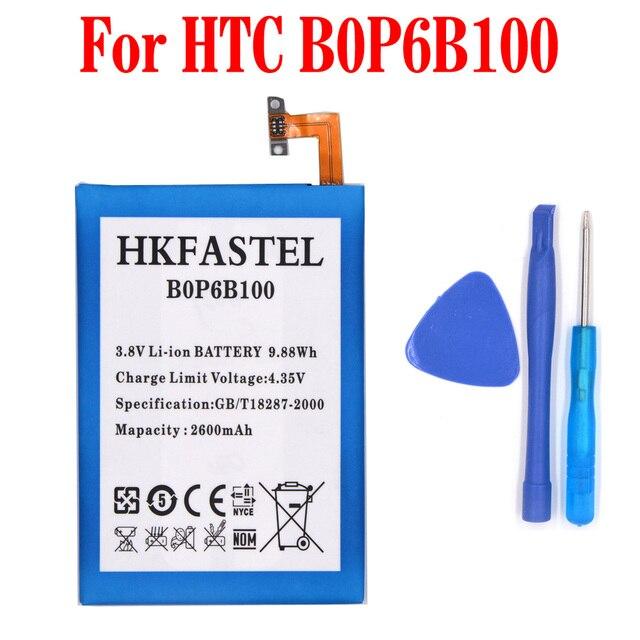 HKFASTEL BOP6B100 Mobile phone Battery B0P6B100 For HTC One 2 M8 Battery E8 M8x M8 X One2 W8 M8T M8W M8D M8SW M8ST M8SD batterie