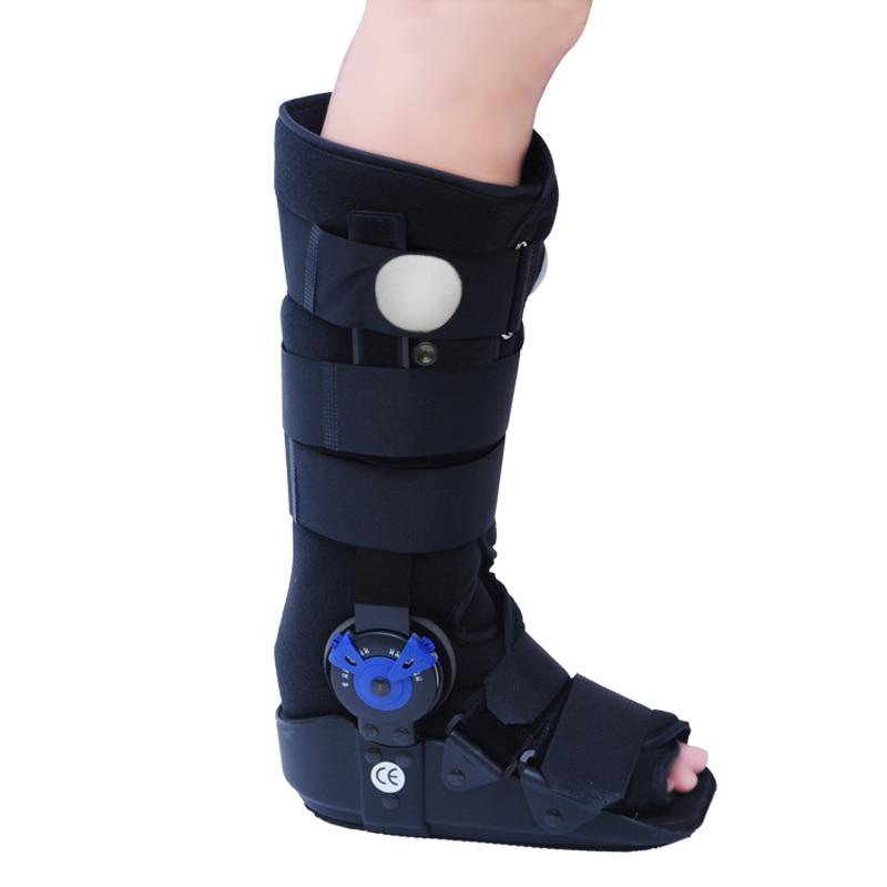 adjustable shoe rehabilitation shoes Foot fracture Postoperative Achilles tendon rupture