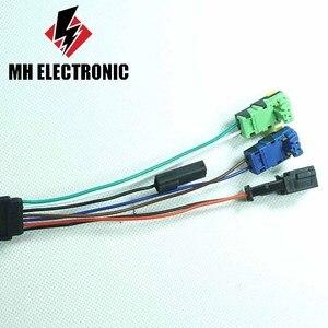 Image 4 - MH elektronik değiştirme döngü tel 8200216462 8200216459 8200480340 8200216454 Renault Megane II için 3 5 portes Megane II mola