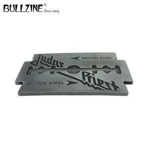 Image 2 - Các Bullzine Sỉ Nhạc Lưng Thiếc Xong Quần Jean Tặng Thắt Lưng FP 03709 Cho 4 Cm Chiều Rộng Dây