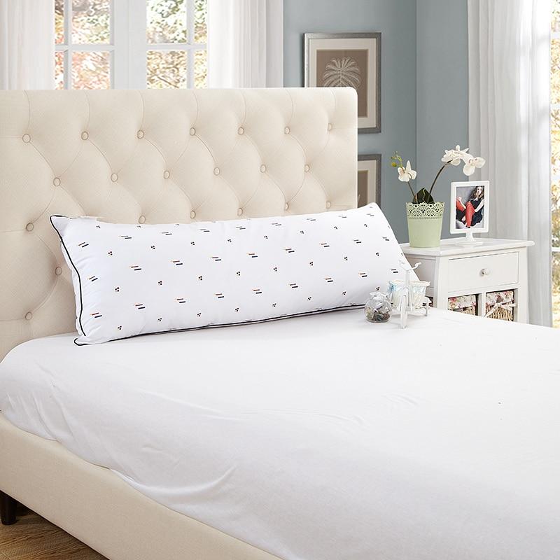 6ft Long Bolster Pillow Orthopedic Body Neck Support Cushion 3 5 4.6 4