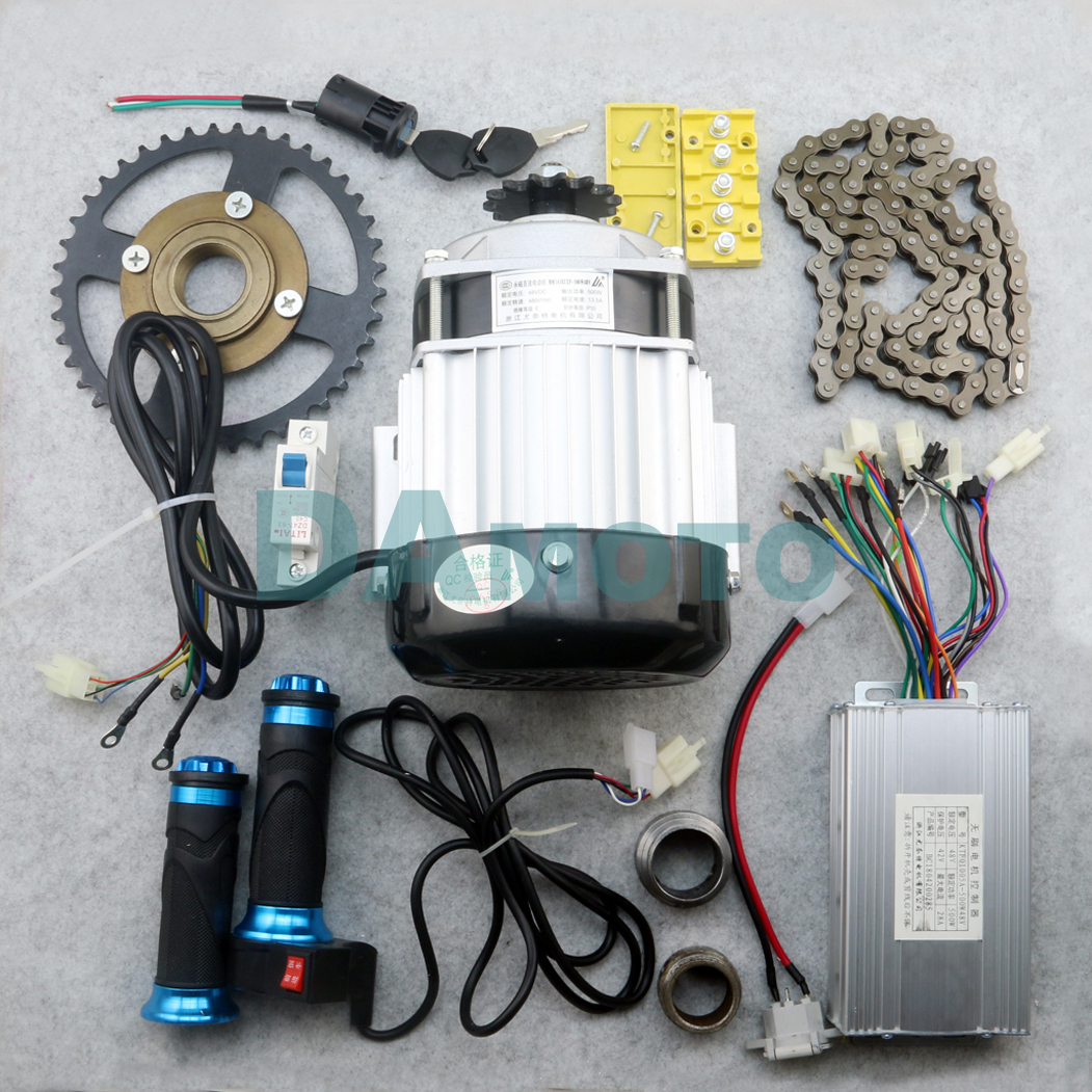 Original Tdpro 48v 1800w Motorcycle Brushless Electric Motor 48 Ll Atv Engine Wiring 500w Bm1418zxf Bicycle Kit Tricycle Diy E