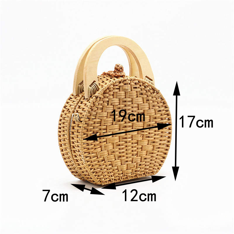 2019-Woman-fashion-Wooden-Handle-Rattan-Knit-Bag-Camel-white-New-Straw-Bag-Shoulder-Messenger-bag