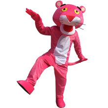Желтый медведь победитель медведь костюм талисмана для взрослых Горячий мультфильм персонаж Розовая пантера талисман костюм Леопард Необычные карнавал