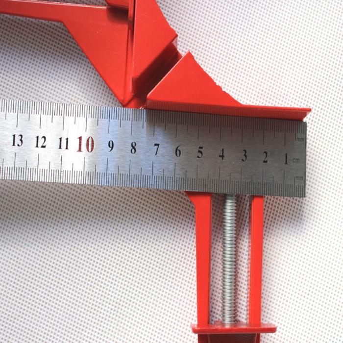 Imagen Marcos pecera clip fijo aleación de aluminio 90 ángulo recto ...