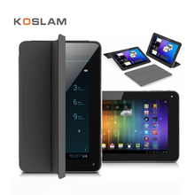 "KOSLAM 7 Pulgadas 3G Android Tablet PC Tab Pad Dual Core 8 GB de Almacenamiento de Doble Tarjeta SIM WIFI Bluetooth OTG 7 ""Teléfono móvil Phablet"