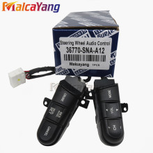 Steering Wheel Audio Control Switch 36770-SNA-A12 36770SNAA12 Cruise Switch For Honda Civic 2006 2007 2008