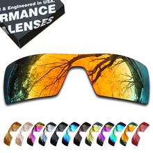 цена на ToughAsNails Polarized Replacement Lenses for Oakley Oil Rig Sunglasses - Multiple Options