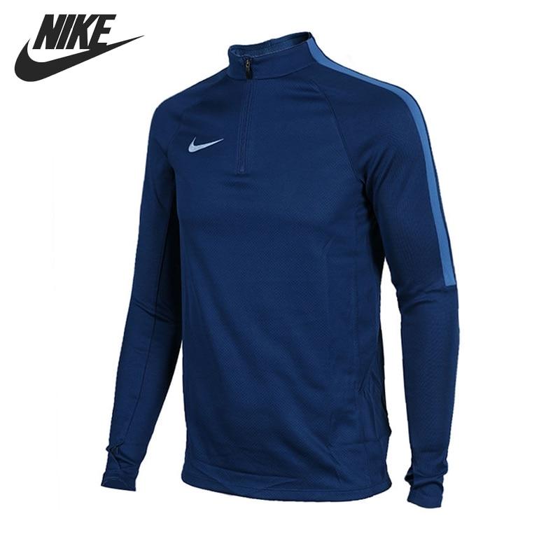 Original New Arrival  NIKE DRI-FIT Men's  Jerseys Long sleeve Sportswear лонгслив nike лонгслив dri fit contour long sleeve