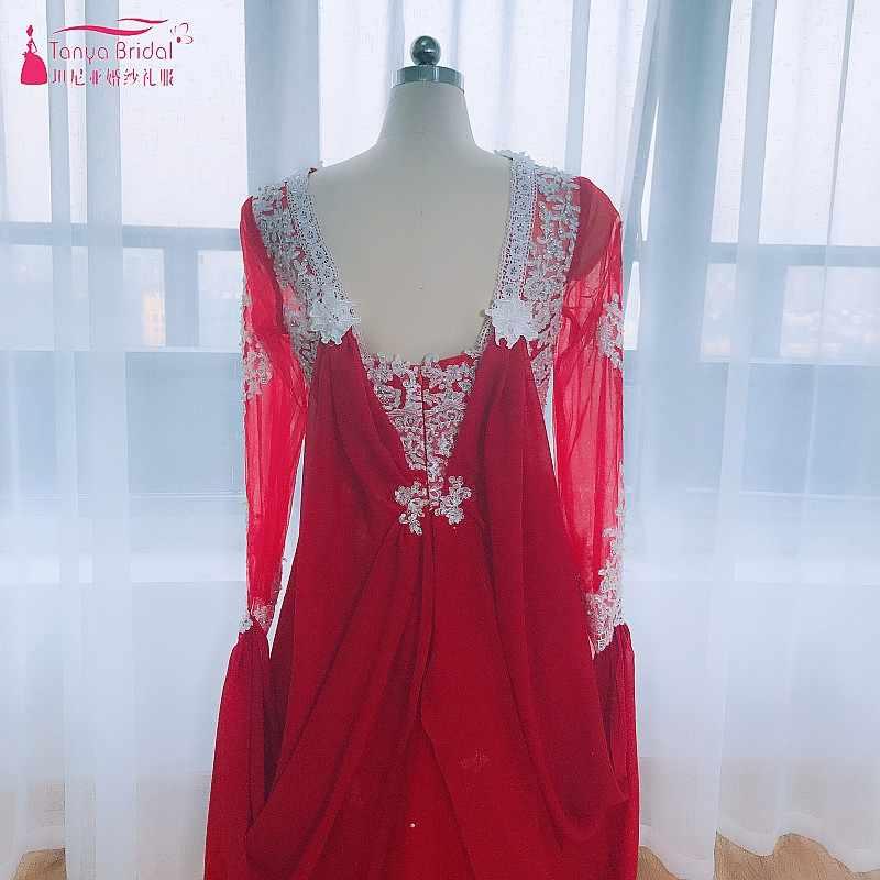 ... Luxury Caftan Marocain Islamic Abaya in Dubai Evening Dress Long Sleeve  vestido longo Moroccan Kaftan Vintage ... 17cab3b68f53