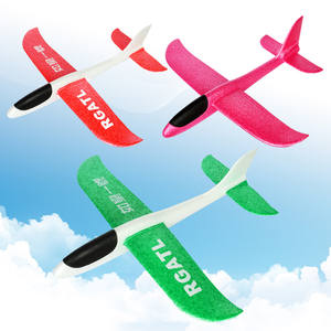 Lesion Airplane Foam Aircraft Kids Planes Model