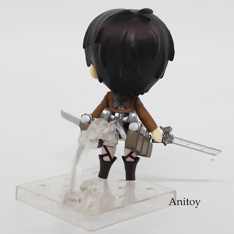 Attack on Titan Eren Jaeger Action Figure Toy