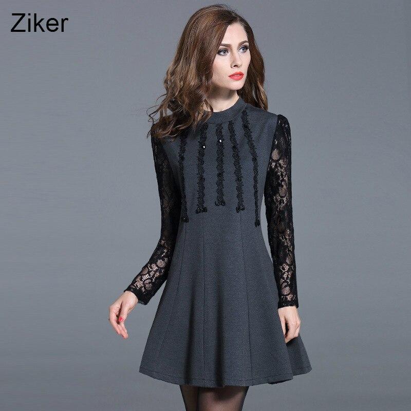 Ziker Brand Plus Size L 4XL New font b Fashion b font Autumn Winter font b