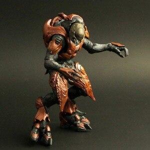 Image 2 - Macfarlane 2012 Halo 4 Portata elite guerrieri 6 pollice action figure modello mostro alieno