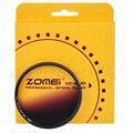 Zomei 72mm Ultra Thin Grey GC Graduated Gray Gradual Neutral Density Lens Filter Free shipping