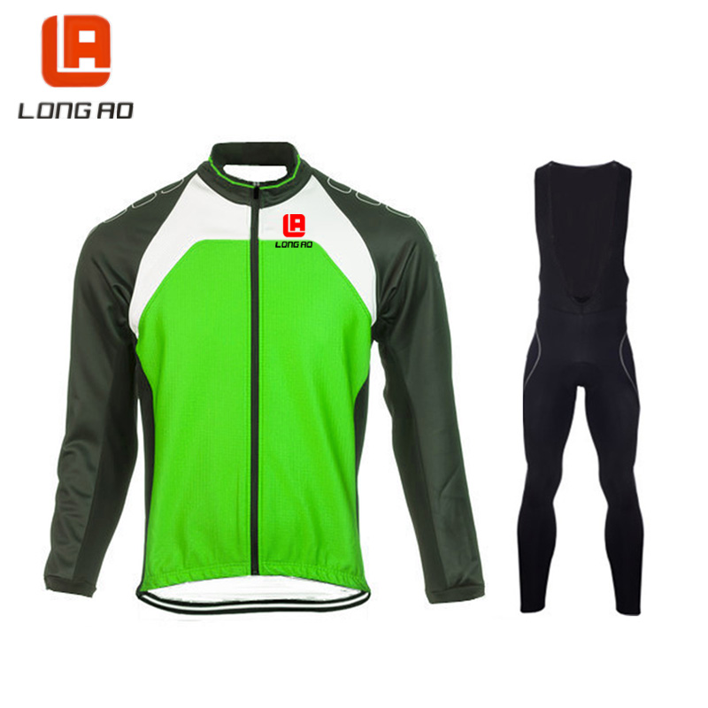 Bike Clothing Bike Wear Cycling Clothes Uniform Ropa Ciclismo Long Sleeve  Cycling Wear Cycling Jerseys Autumn Cycling Clothing accept sample order cheap china wholesale cycling clothing vintage cycling custom wear cycling clothing with chamois