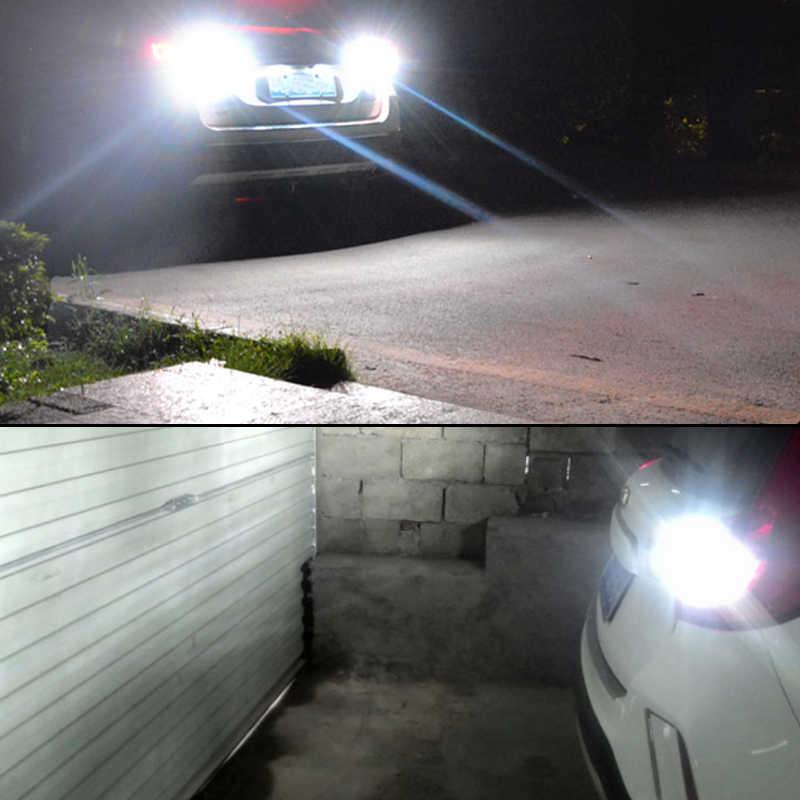12 V 1156 1157 22SMD P21W BA15S BA15D Lampu LED Mobil Auto Depan Lampu Lampu Rem Lampu Sein Lampu Parkir lampu Aksesoris Mobil