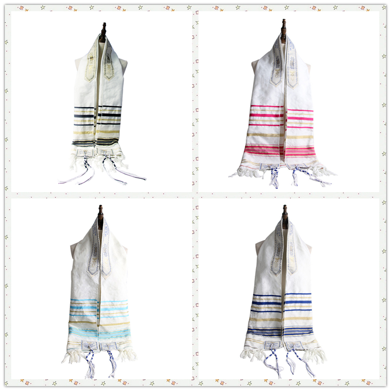 ZSQH Israel tallit je prayer scarf morning prayer shawl prayer scarf For women girls