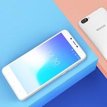Оригинальный 5.5 дюймов weippo смартфон 2 ГБ 16 ГБ 2970 мАч MTK6737 4 ядра 1080 P 8MP Andriod 7.0 OS
