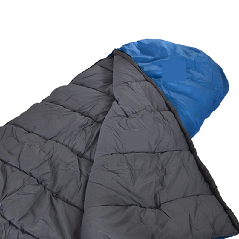 Image 5 - VILEAD Envelope type Ultralight Sleeping Bag Portable Waterproof Hiking Camping Stuff  Adult Camp Quilt Lightweight Winter Sleep-in Sleeping Bags from Sports & Entertainment