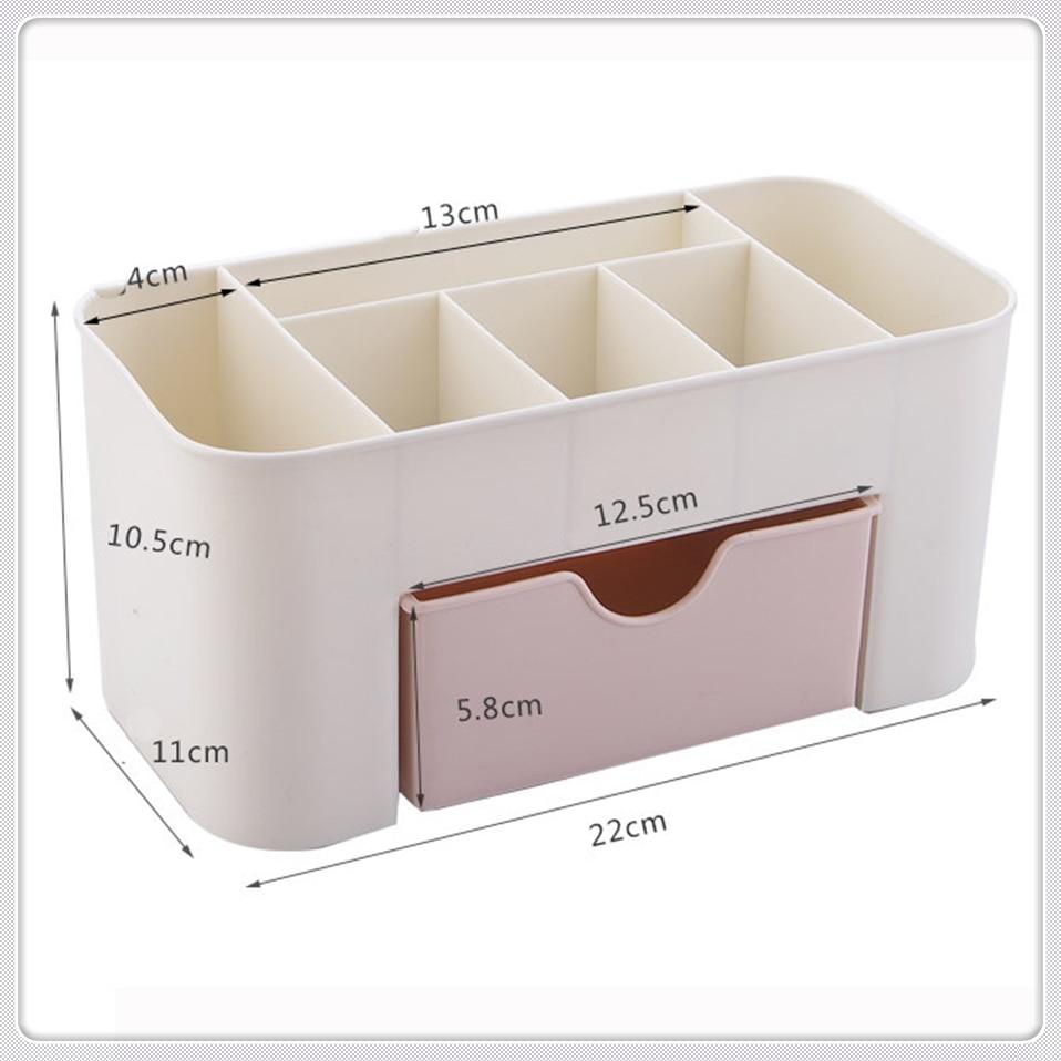 HTB1l1QZmXkoBKNjSZFkq6z4tFXap - Msjo Makeup Box  Jewelry Necklace Nail Polish Earring Plastic Organizer Storage Box