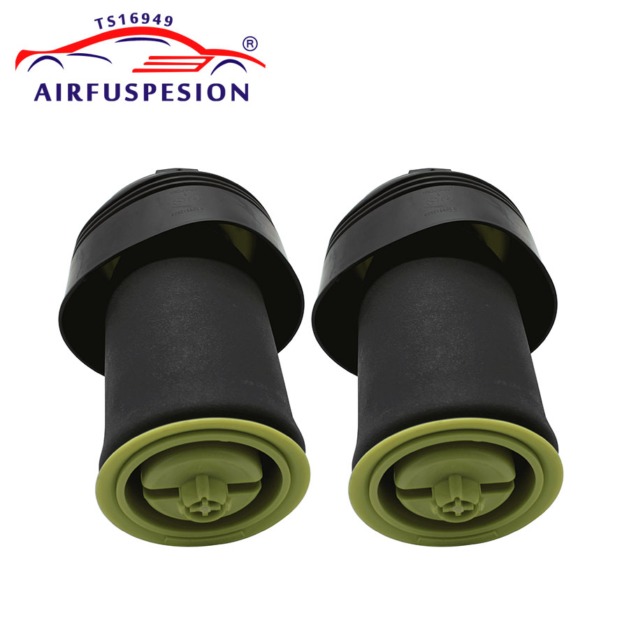 цена на New Pair for BMW X5 E70 X6 E71 E72 Air Suspension Rear Air Spring Bag 37126790078 37126790079 37126790080 37126790081