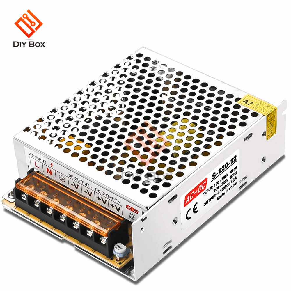 DC12V 24V 48V 720W 1000W transformateur de Source d'alimentation à découpage AC à DC LED puissance de commutation de bande