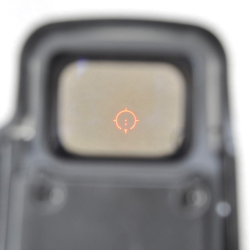 SEIGNEER Tactical Optic 3-2 Holographic Red Green Dot Scope Sight With QD Mount Fits For 20mm Rail