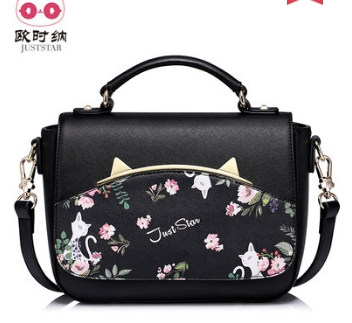 Princess sweet lolita bag Summer Korean print personality fashion handbag all match and casual shoulder bag women 170982 чехол для для мобильных телефонов axd samsung i8552 8552 gt i8552